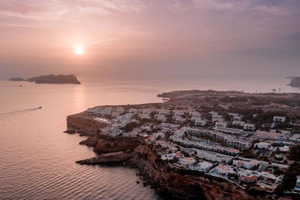 Aerial -©7Pines Kempinski Ibiza