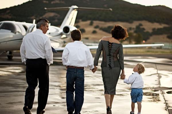 Private Jet Experience - ©PJS, Private Jet Services / pjsgroup.com