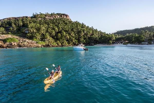 Sea Kayak-©North Island, a Luxury Collection Resort, Seychelles