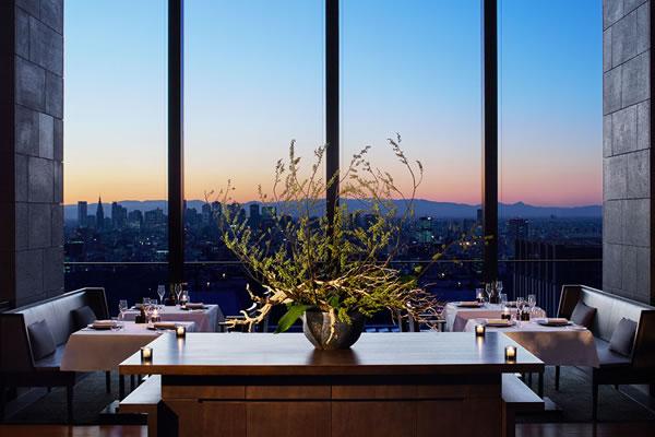Arva, Italian Restaurant - ©Aman Tokyo