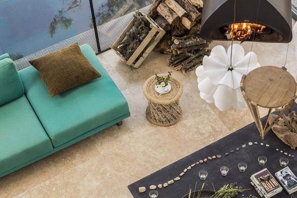 Living room at Green Villa - ©Areias do Seixo