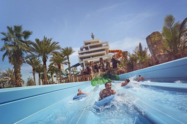 Hydra Racers - ©Atlantis The Palm Dubai