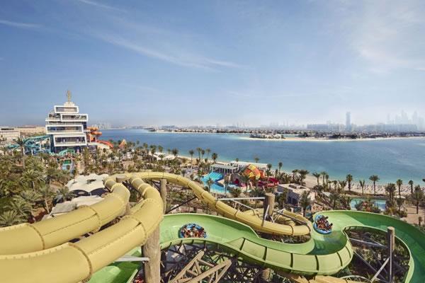 New Trident Tower at Aquaventure - ©Atlantis The Palm Dubai
