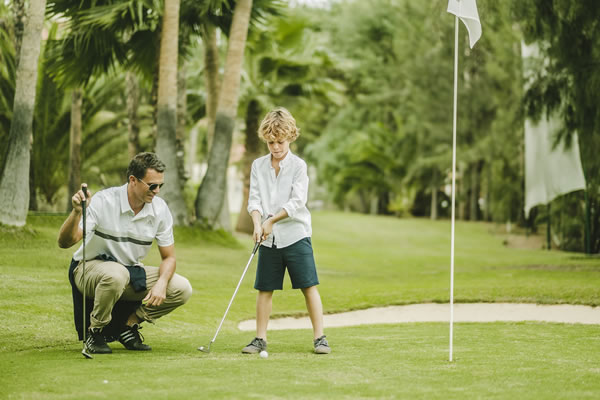 Golf Time - ©Bahia del Duque