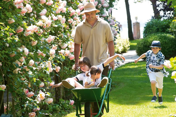 Families First Offer at Belmond Hotel Cipriani, Venice
