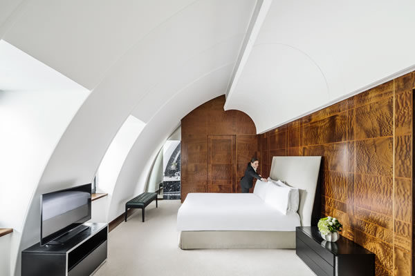 Belgravia Suite - ©COMO The Halkin, London