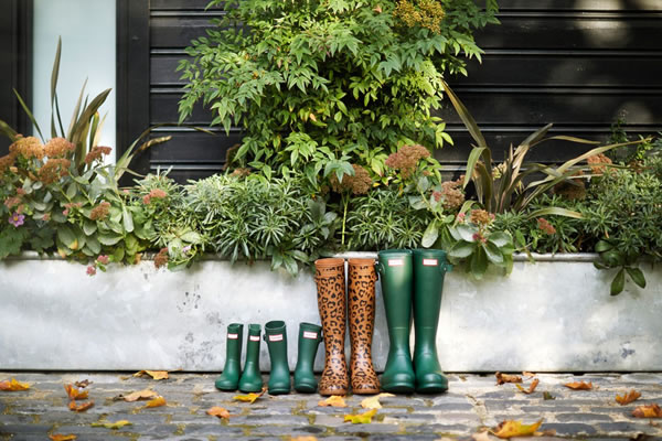 Family Hunter Wellies -©Coworth Park - Dorchester Collection