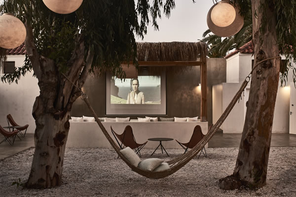 Movie Night at The Place - ©Cretan Malia Park