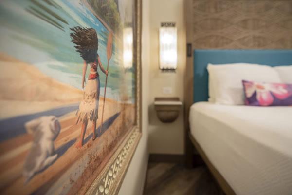 Reimagined Rooms -©Disney's Polynesian Resort
