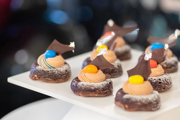 Sweet Treats -©Four Seasons Hotel des Bergues Geneva
