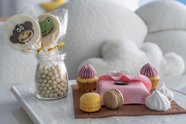 Dream Castle Amenities - ©Four Seasons Hotel Guangzhou
