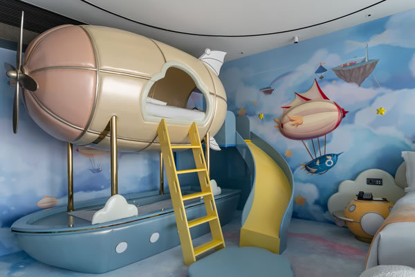 Dream Castle Room - ©Four Seasons Hotel Guangzhou