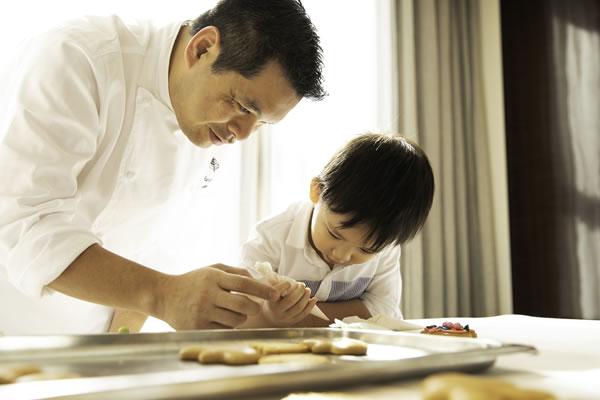 Culinary Academy for Junior Chefs ©Four Seasons Hotel Hong Kong