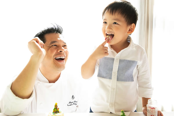 Culinary Academy for Junior Chefs ©Four Seasons Hotel Hong Kong