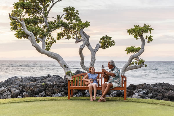 Family Experiences at Four Seasons Resort Hualalai