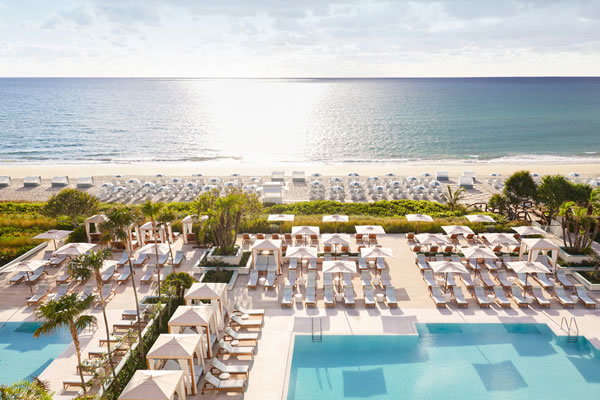 Aerial -©Four Seasons Resort Palm Beach