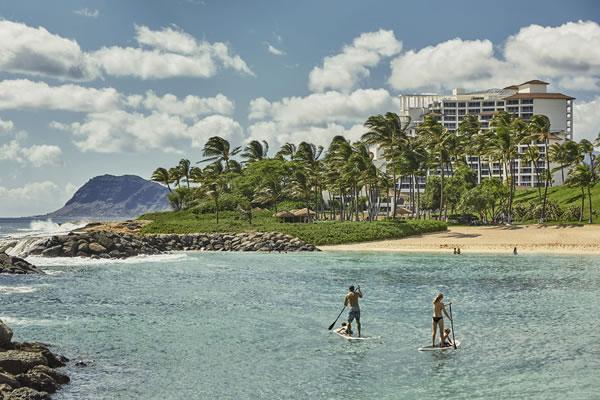 Stand Up Paddle Boards - ©Four Seasons Resort Oahu at Ko Olina, Hawaii