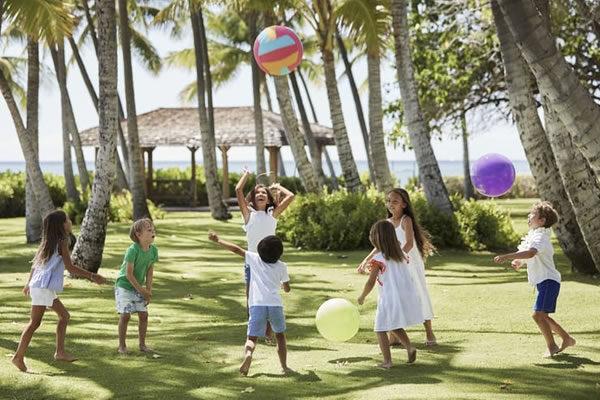 Kids For All Seasons - ©Four Seasons Resort Oahu at Ko Olina, Hawaii