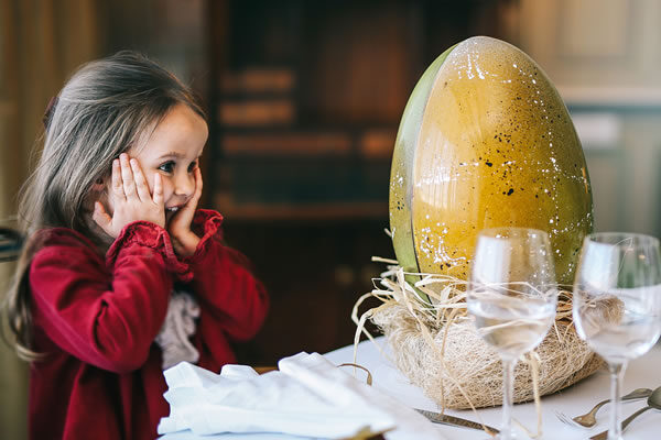 The Case of the Missing Chocolate Egg - ©Four Seasons Hotel Ritz Lisbon