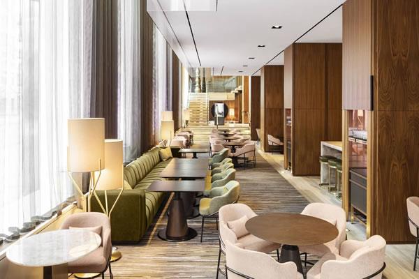 Chef Daniel Boulud's d|bar -©Four Seasons Hotel Toronto