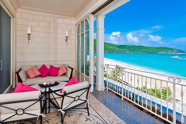 One-bedroom Oceanview Suite -©Mandarin Oriental, Canouan