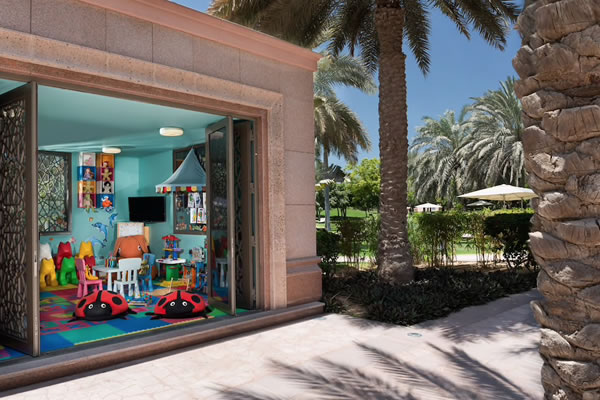 Kids Club at Emirates Palace - ©Mandarin Oriental