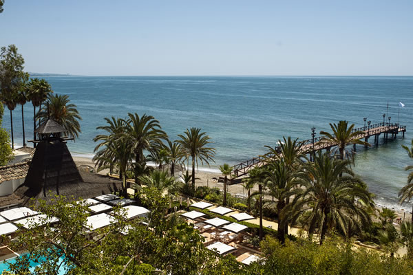 Beach Club -©Marbella Club Hotel