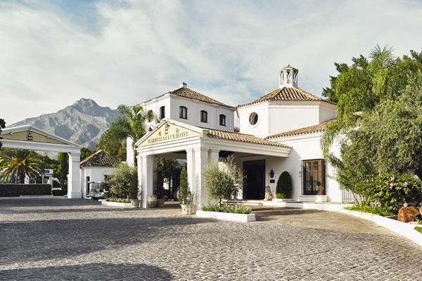 Façade -©Marbella Club Hotel