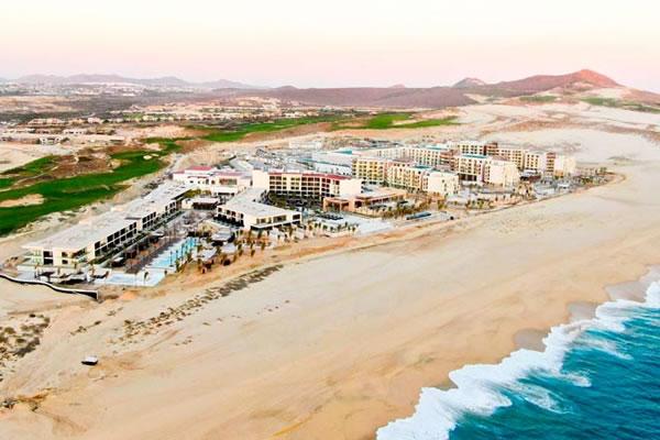 Aerial - ©Nobu Hotel Los Cabos