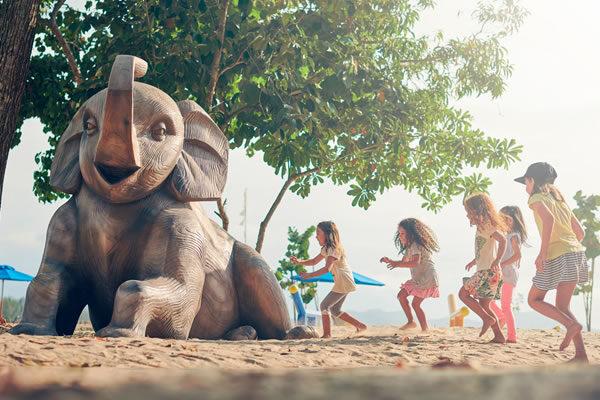 Adventure Playground - ©Shangri-La's Rasa Ria Resort & Spa, Kota Kinabalu, Sabah, Malaysia, Borneo Island