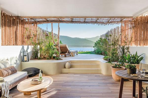 Seaview Suites -©Six Senses Ibiza
