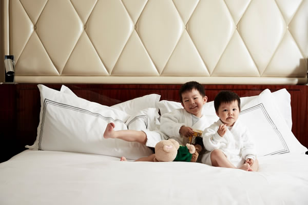 The Right Connection Family Offer at The Peninsula Shanghai