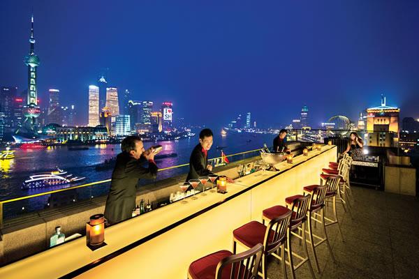Sir Elly's Terrace- ©The Peninsula Shanghai