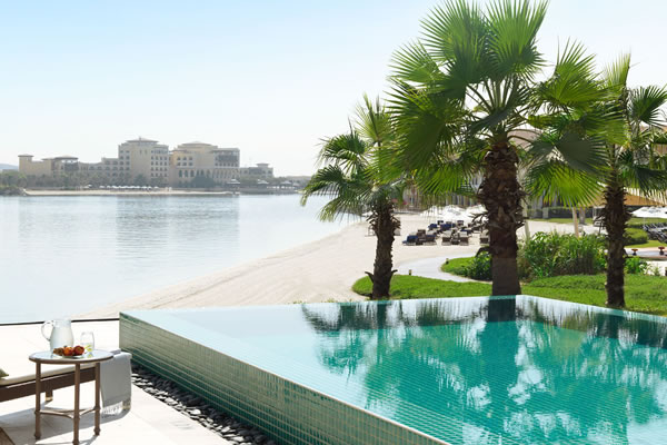 Two-bedroom Villa with Plunge Pool - ©The Ritz-Carlton Abu Dhabi, Grand Canal