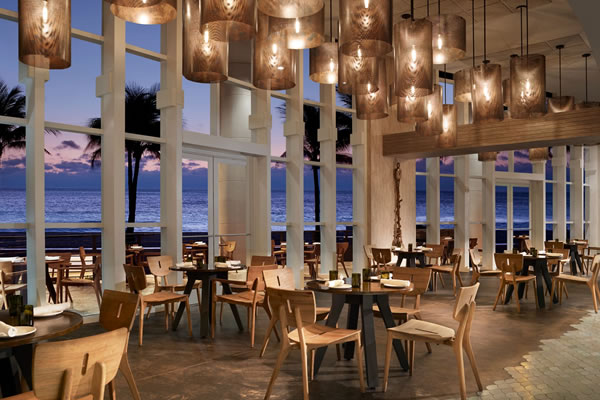 Burlock Coast Restaurant - ©The Ritz-Carlton, Fort Lauderdale