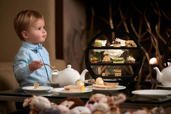 Teddy Bear Afternoon Tea - ©The Ritz-Carlton, Pentagon City