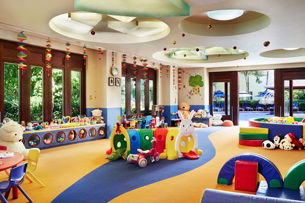 Ritz Kids® Club - ©The Ritz-Carlton Sanya, Yalong Bay