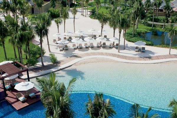 Resort - ©The Ritz-Carlton Sanya, Yalong Bay