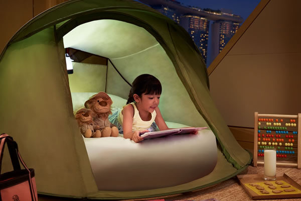 Ritz Kids Night Safari - ©The Ritz-Carlton, Millenia Singapore