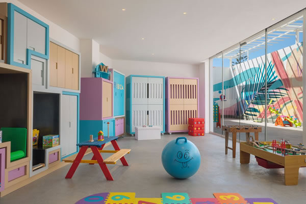 Games Room for Kids - ©W Ibiza