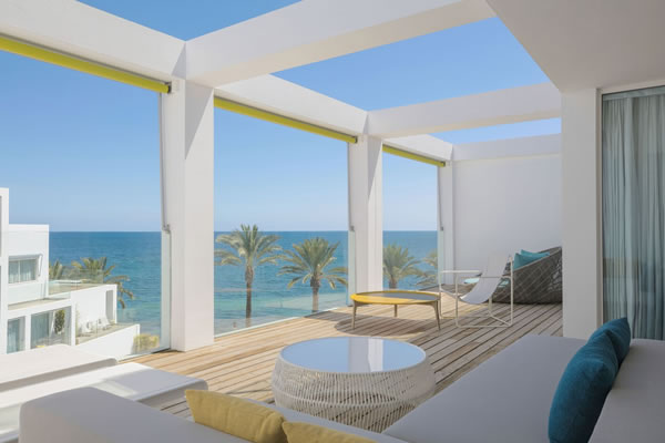 WOW Suite terrace - ©W Ibiza
