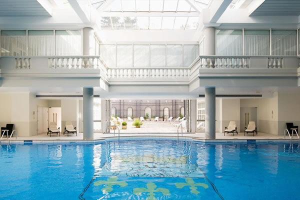 Indoor Swimming Pool -©Waldorf Astoria Trianon Palace, Versailles