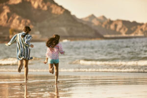 Fun on the Beach -©Al Bustan Palace, a Ritz-Carlton Hotel