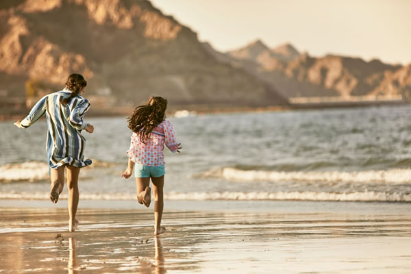 Family Experience at Al Bustan Palace, a Ritz-Carlton Hotel, Muscat, Oman