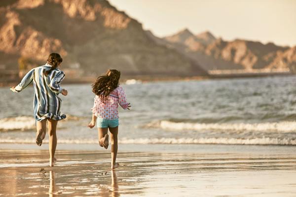 Family Experience at Al Bustan Palace, a Ritz-Carlton Hotel, Muscat, Oman