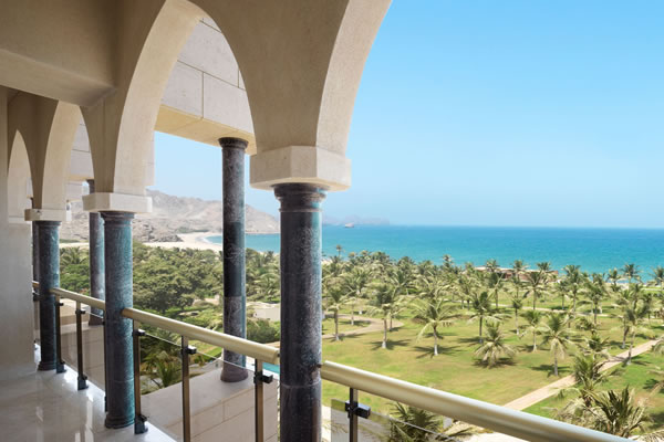 Executive Sea View Suite -©Al Bustan Palace, a Ritz-Carlton Hotel