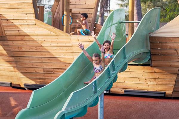 Kids Playground -©Al Bustan Palace, a Ritz-Carlton Hotel