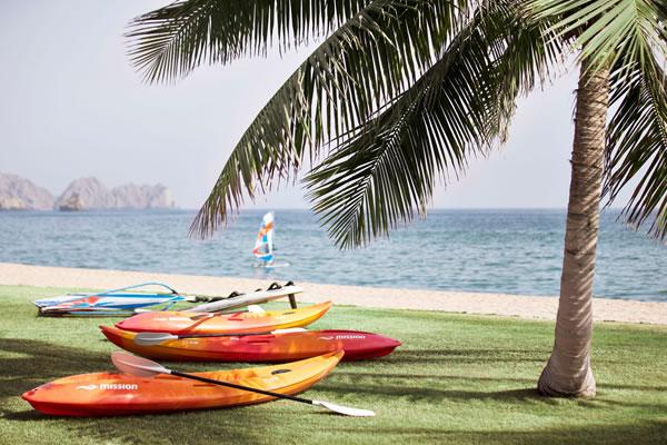 Water Sports -©Al Bustan Palace, a Ritz-Carlton Hotel