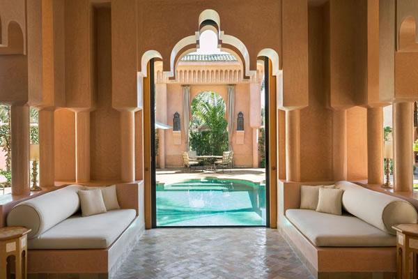 Private Maison -©Amanjena Marrakech