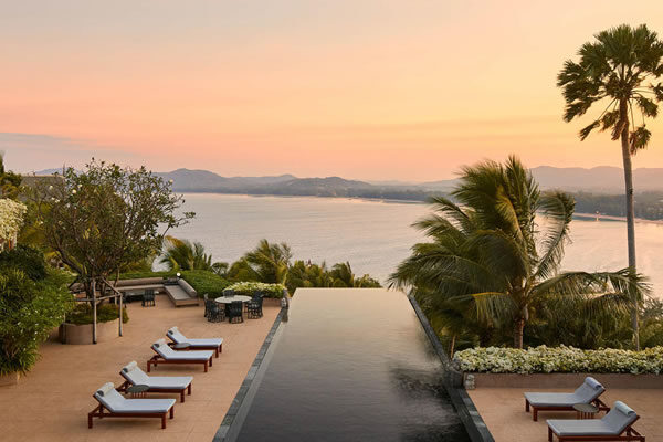 Infinity Pool - ©Amanpuri, Thailand